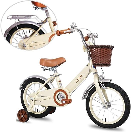Bicicletas niños 12/14/16/18 Pulgadas Scooter para niños 3-10 años ...