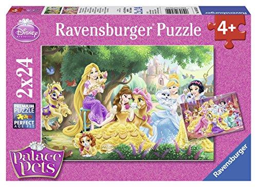 (Ravensburger Best Friends of The Princess Jigsaw Puzzle (2 x 24 Piece))
