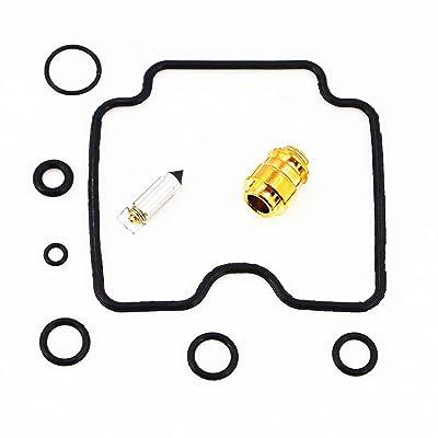 18-5120 Carburetor Carb Repair Rebuild Kit For Suzuki DRZ400S 2002-2012 DRZ400SM 2005-2009: Automotive
