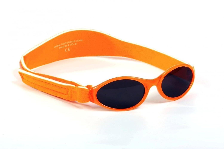 Baby Banz RETRO Sonnenbrille, Größe:BabyBanz (0-2 Jahre); Farbe/Muster:schwarz