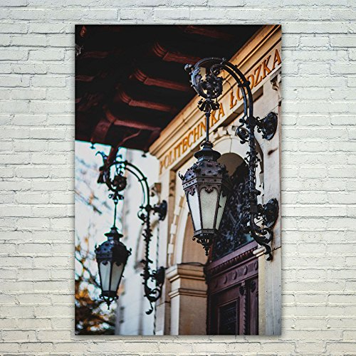 Gargoyle Outdoor Light Fixture - 8