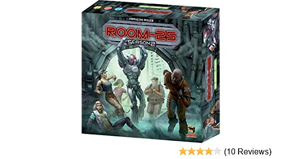Surfin/' Meeple Room 25 Season 2 Game Publisher Services Inc ROOM02 PSI