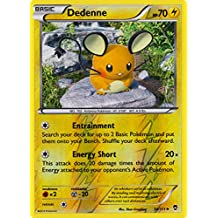 Pokemon - Dedenne (34/111) - XY Furious Fists - Reverse Holo