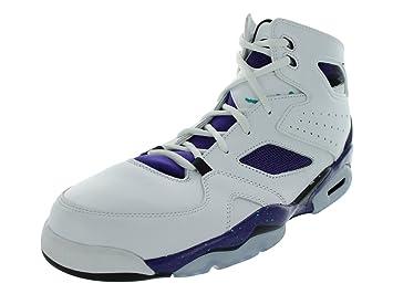 Nike Chaussures Jordan Air Fltclb Emeraldgrape 91 Whitenew OkZPXTwiu