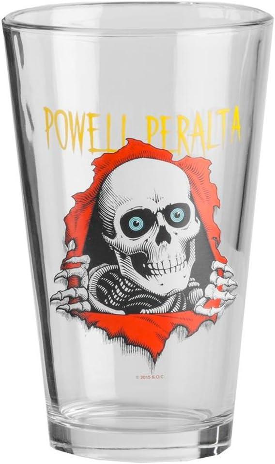 Powell Peralta Bones Brigade RIPPER LOGO Set of 2 Two SHOT GLASSES