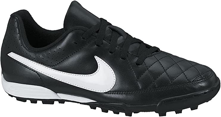 Playa Borrar Fuerza  Nike Chaussures Football Tiempo Rio TF (38.5 EU): Amazon.fr: Chaussures et  Sacs