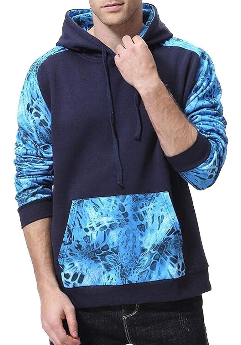 WSPLYSPJY Mens Unisex 3D Printed Hooded Sweatshirt Pullover Hoodie Sweatshirt Tee