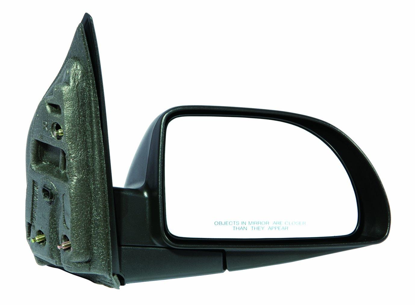 Depo 335-5421R3EF Chevy Equinox//Pontiac Torrent Passenger Side Textured Non-Heated Power Mirror