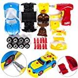 Toy Car - Little Mechanic - Build Yourself DIY Racecar Assembly Kit