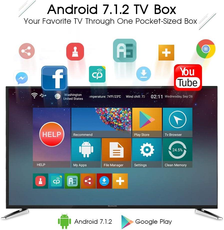 vankyo TV Box: Amazon.es: Electrónica