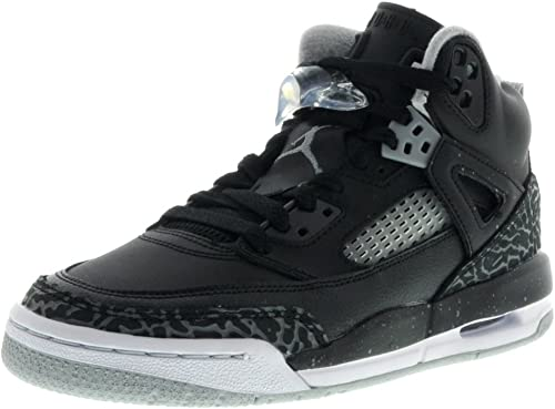 Nike Air Jordan Spizike BG Junior Zapatillas Baloncesto - Black ...