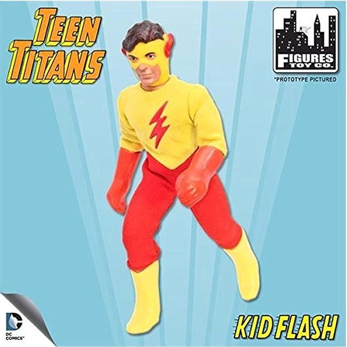 "AQUALAD Teen Titans DC Comics Retro Style 6/"" inch Action Figure Series 1 2014"