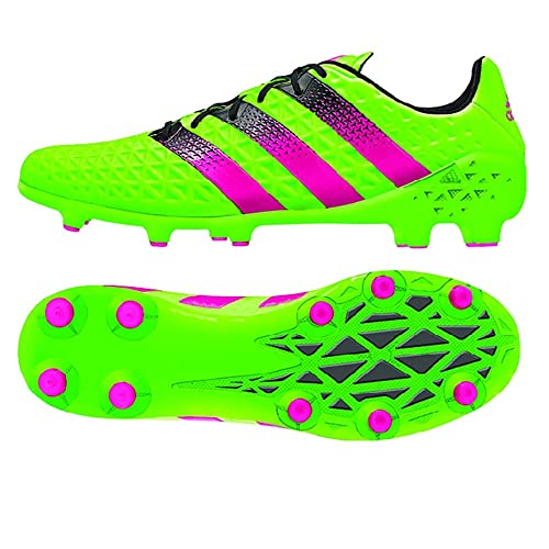b71f5456c559 Adidas Mens Ace 16.1 Fg/Ag Firm Ground/Artificial Grass Soccer Cleats 8 Us