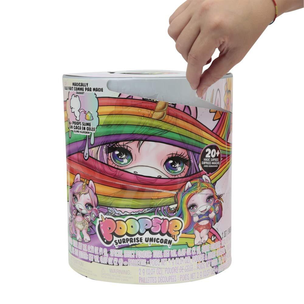 Poopsie Slime Surprise - Unicornio Mágico Crea Caquitas de Slime, Blanco o Rosa (Giochi Preziosi PPE00000): Amazon.es: Juguetes y juegos