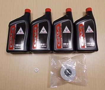 Kit de servicio de aceite básico para Honda TRX 650 TRX650 ...