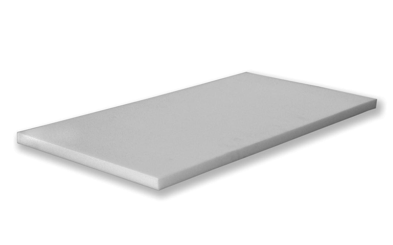 Basotect ® Akustikplatten 4 Stk 58x58x1cm Schallabsorber in grau wohnen.com