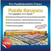 Şeffaf Puzzle Koruyucu - Yapıştırıcı (Mat)