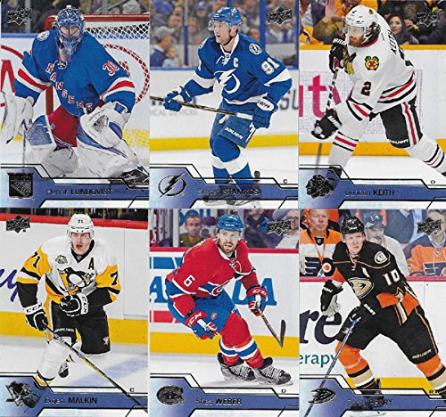 2016-2017-upper-deck-nhl-hockey-series-two-complete-mint-basic-hand-collated-200-card-veteran-player