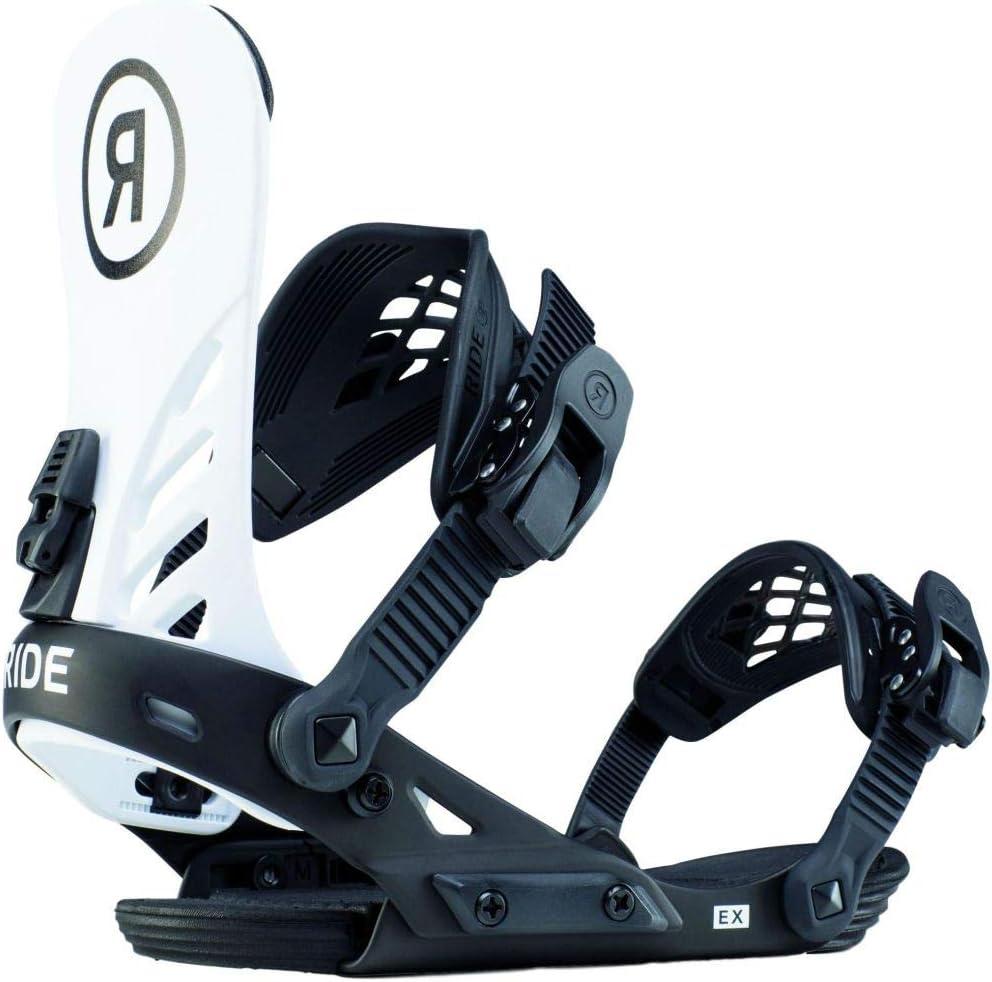 Ride EX スノーボード ビンディング 2020 メンズ ホワイト X-Large