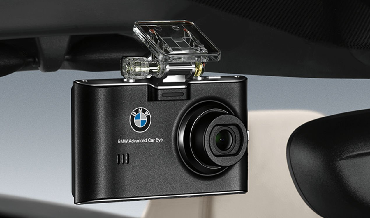 Bmw Genuine Advanced Car Eye Hd Front Rear Dash Cam Road Camera
