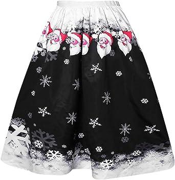 Falda Rovinci para Mujer, Minifalda para Patinaje, Minivestido de ...