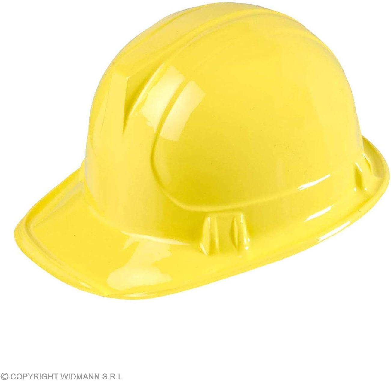 NEW Hat Builders Safety Helmet Soft Plastic Fancy Dress Multi Coloured B UK FAS