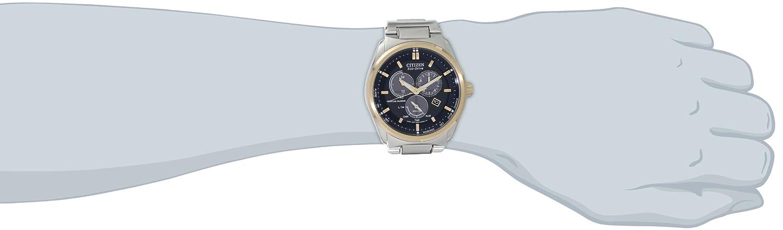 Citizen Men s BL5486-57E Eco-Drive Perpetual Calendar Chronograph Watch