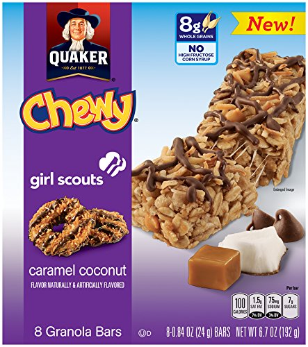 quaker granola bars - 7