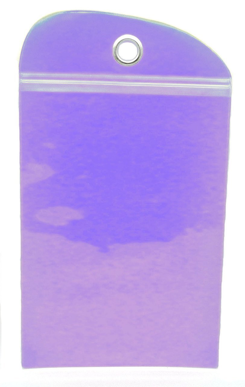 Pet Passport Pouch - Waterproof (Purple)