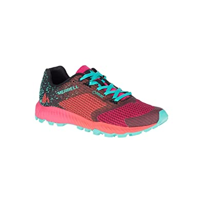 Merrell All Out Crush 2 - Chaussures running Femme - gris/turquoise 37,5 2018 Chaussures trail
