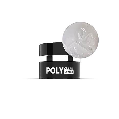 PolyGel Transparente 15gr - PolySystem - Clear - Muy fácil a la hora de esculpir por