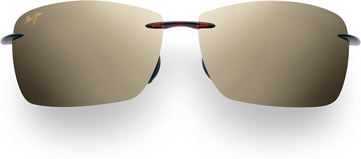 Maui Jim Lighthouse Rimless Sunglasses