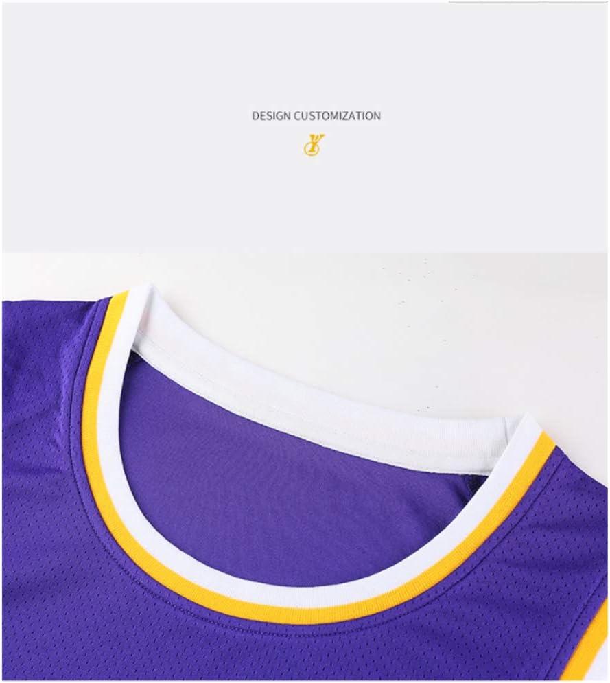 Maglia da basket da uomo # 24 Kobe Bryant Lakers divisa da basket tuta a quattro pezzi fondo da uomo calzamaglia personalizzata tuta da allenamento Maglie in tessuto ricamato 2XS-5XL Il miglior regalo
