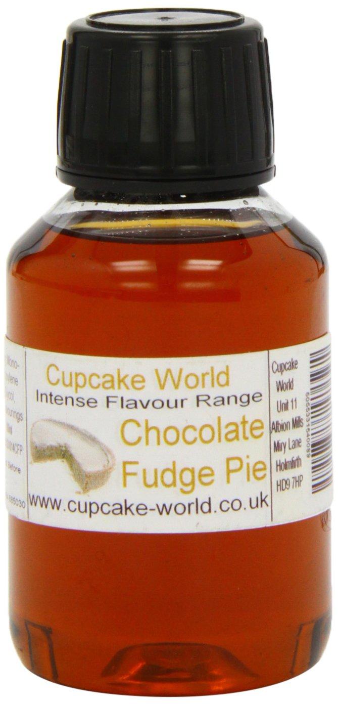 Cupcake World Aromas Alimentarios, Sabor Tarta de Chocolate y Caramelo de Dulce de Leche Total: 100 ml: Amazon.es: Alimentación y bebidas