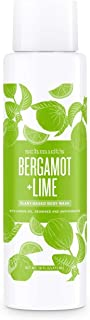 product image for Schmidt's Natural Plant Based Vegan, Paraben Free, and Sulfate Free Body Wash for Men and Women Bergamot + Lime 16 oz (Pack of 3)