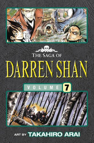 """The Saga of Darren Shan (7) - Hunters of the Dusk"" av Darren Shan"