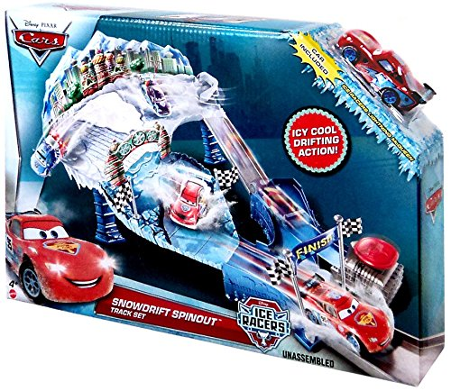 rs Snowdrift Spinout Playset (Disney One Ice)