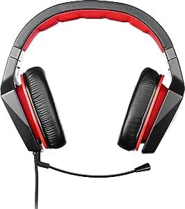 Lenovo ROW - GXD0J16085 - Auriculares Y Gaming USB 3.5mm Estéreo digital 7.1 surround / Iluminaciòn LED/ Micrófono removible / Cancelación de Ruido / Control del Volumen