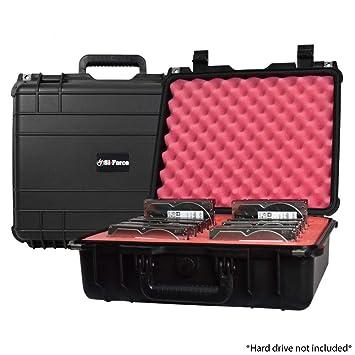 Amazon.com: siforce Drive Transporter L10 – Rugged External ...