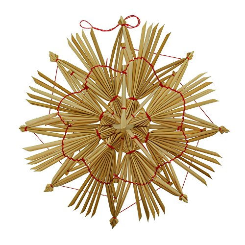 ScandinavianShoppe H1 101 Large Straw Ornament product image