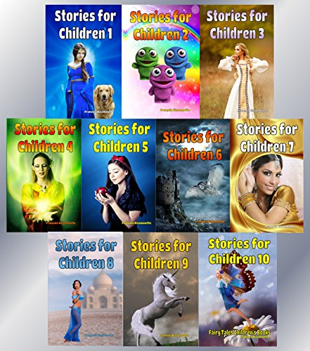 Children's Books: STORIES FOR CHILDREN THE COMPLETE SERIES: - Kindle Audio Video