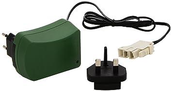 Peg Perego quesos y/cb0301 – 6 V Cargador para Batería, vehículos
