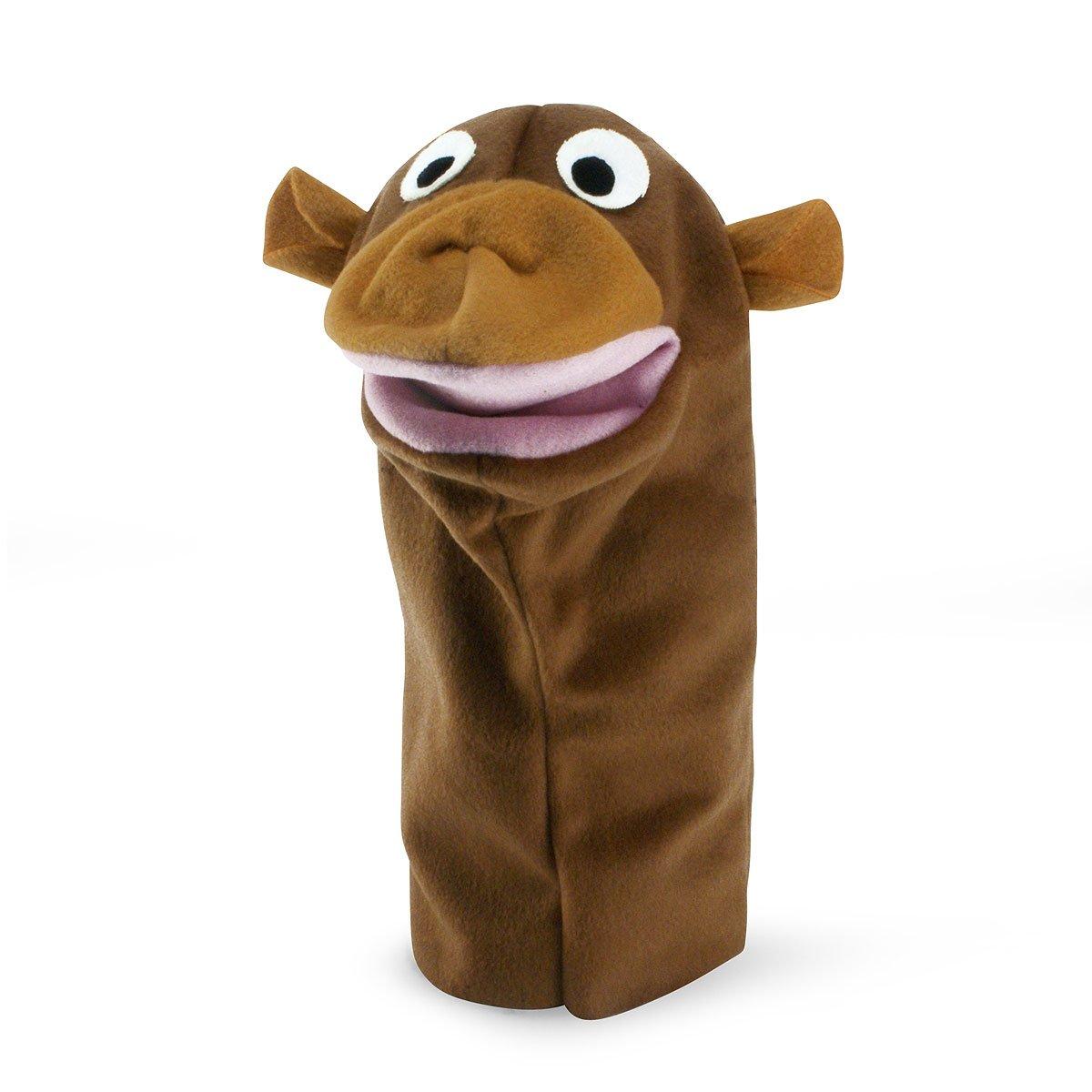 Amazon.com: Baby Einstein Monkey Hand Puppet [Toy]: Toys & Games
