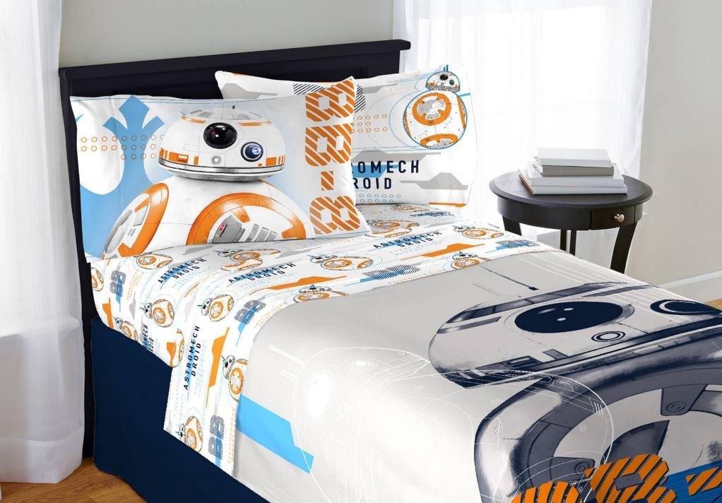 BB-8 Sheet Set Twin