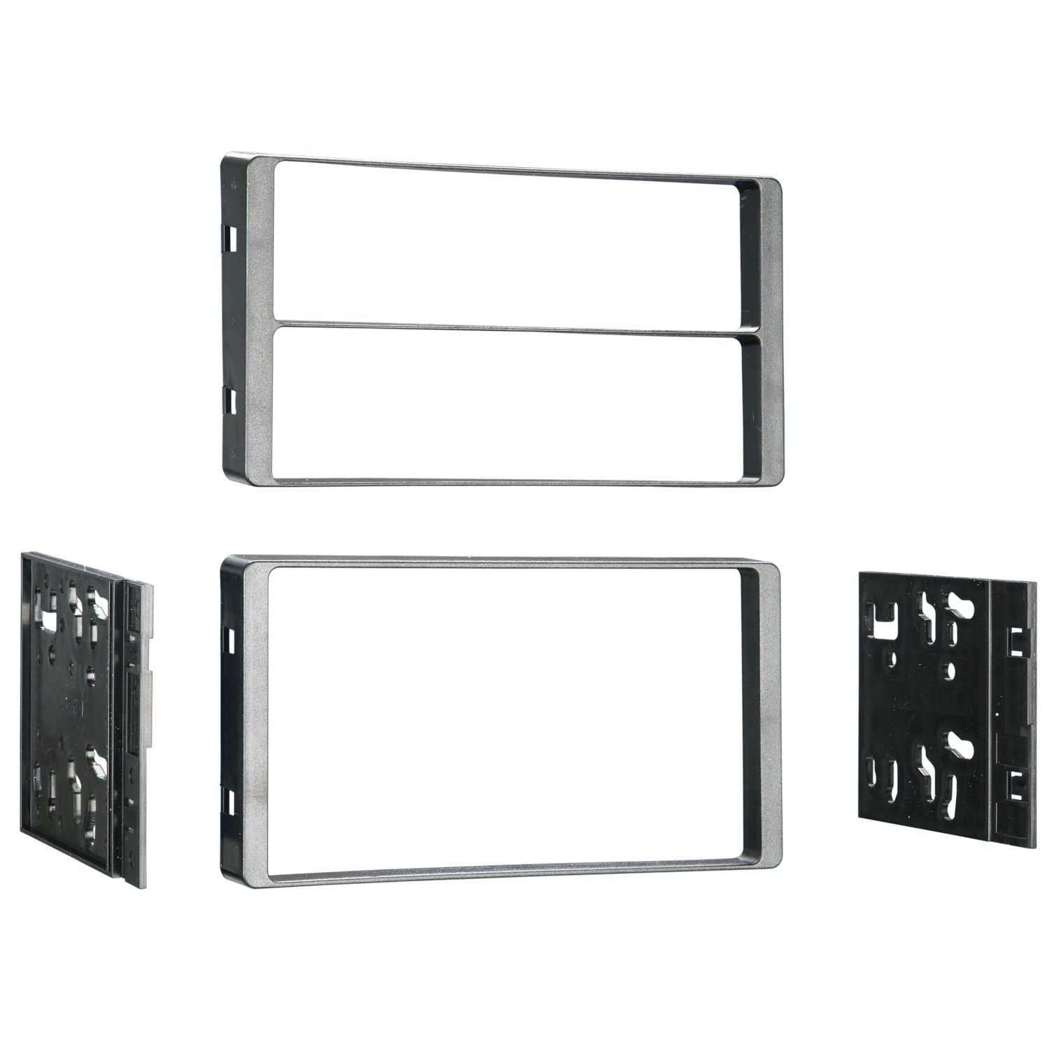 61V6vpffMtL._SL1500_ amazon com metra 95 5600 double din installation kit for select Ford Wire Harness Color Code at money-cpm.com