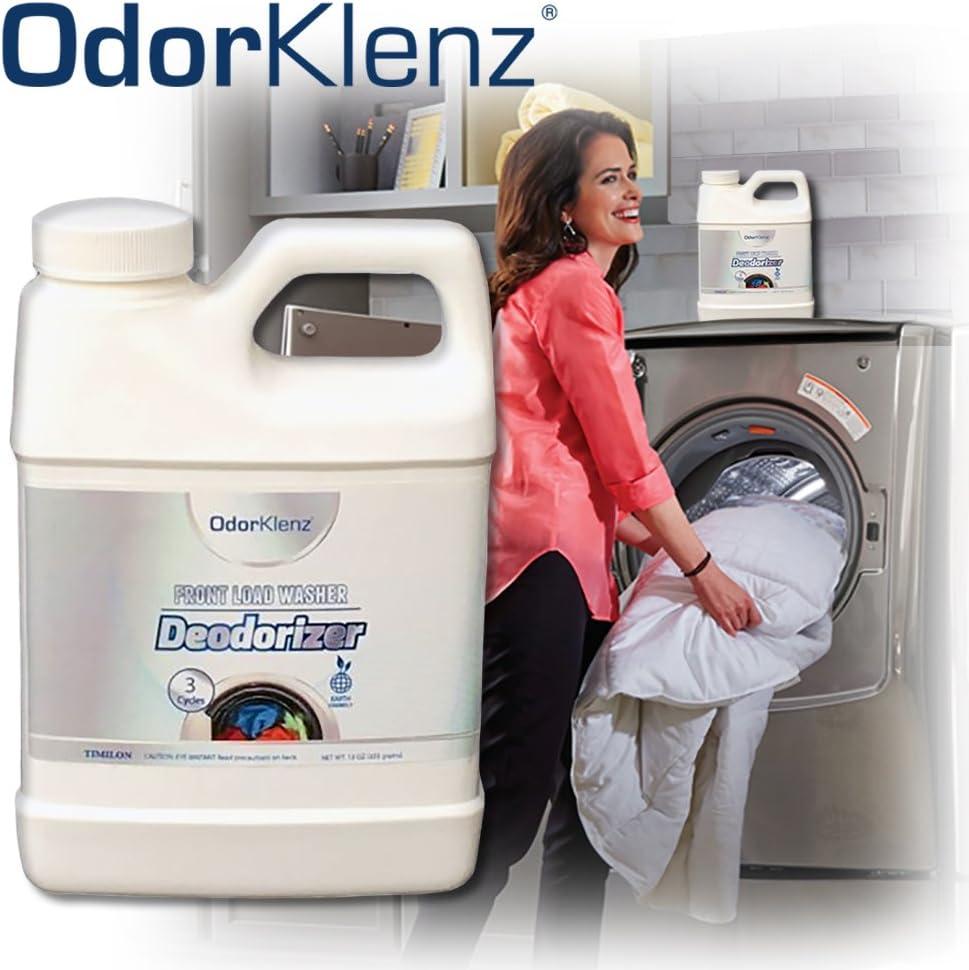 OdorKlenz 3 Load Washing Machine Deodorizer & Front Load Washing Machine Cleaner