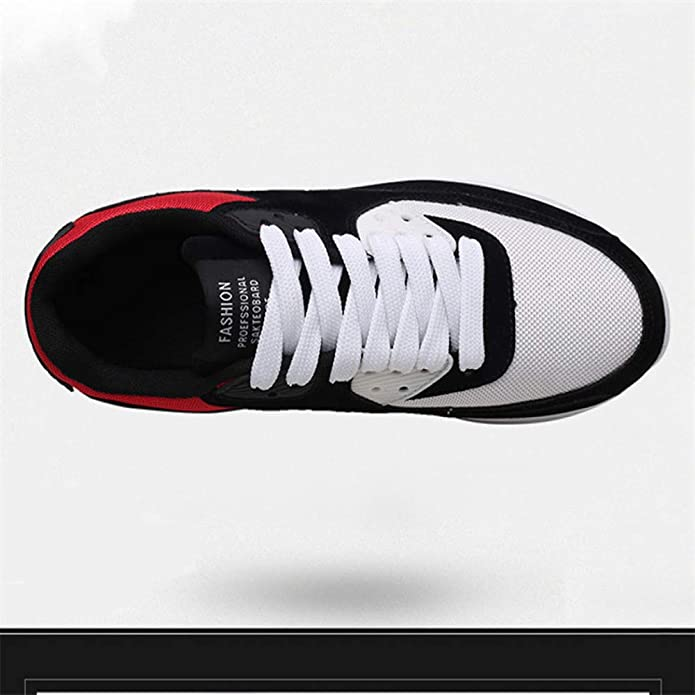 Amazon.com: BAIQUAN Zapatillas de correr para hombre, para ...