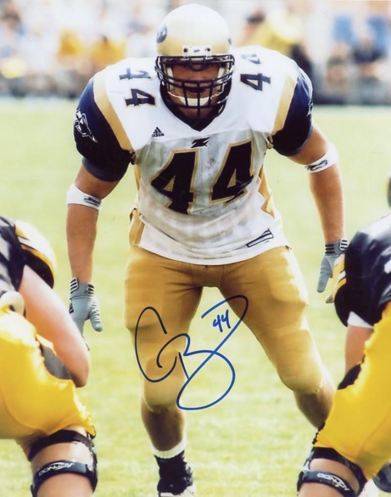 Signed Chase Blackburn Picture...