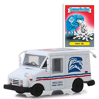 Greenlight 54010-E Garbage Pail Kids Series 1 - Post Al - Postal Mail Truck 1:64 Scale: Toys & Games