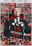 Alfred Hitchcock: 15 Films [Import]